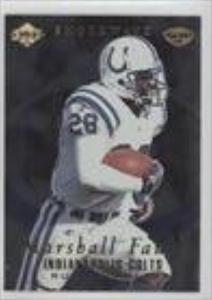 Marshall Faulk (Football Card) 1999 Collector's Edge Advantage - Shockwave #SW6
