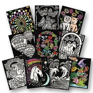 Velvet Art Posters (pack of 50) by S&S
