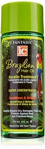 Fantasia Brazilian Hair Oil Keratin Treatment 171 ml/6 fl oz by Brazilian Hair Oil