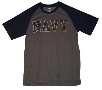 US Navy Active Poly Graohic T-Shirt