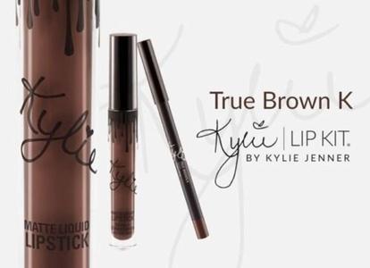 TRUE BROWN K Lip Kit By Kylie Jenner by Kylie Jenner