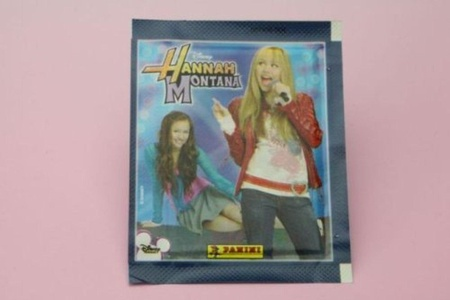 Hannah Montana Stickers 10 Packets by Pannini