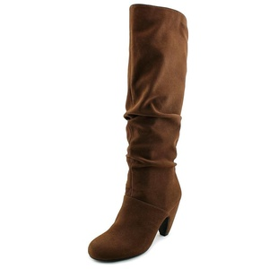 Mix No 6 Macie Round Toe Synthetic Knee High Boot