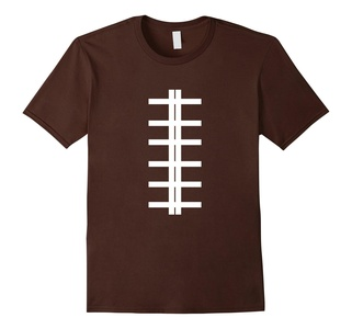 Men's FOOTBALL T-SHIRT Best Football Shirt GridIron T-Shirt 2XL Brown