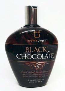 Brown Sugar BLACK CHOCOLATE 200X Black Bronzer - 13.5 oz. by Tan Inc. by TAN