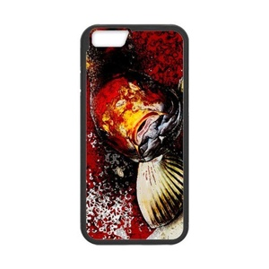 Case for iPhone6/6S,Case for iPhone 6S,Case Cover for iPhone 6(4.7 inch),Fish Phone Case Cover For iPhone 6 6S,Fish Waterproof Rubber Case Cover Protector for iPhone 6 6S
