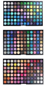 PhantomSky 252 Colours Eyeshadow Palette Makeup Contouring Kit - Perfect for Professional and Daily Use by PhantomSky