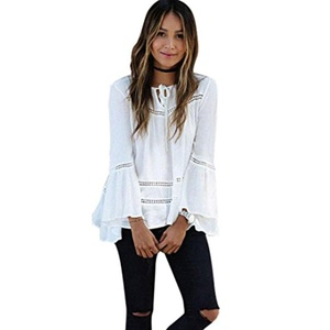 Casual Blouse for Women, Misaky Loose Long Sleeve Shirt Tops