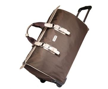 Grego Mens Waterproof Nylon Large Capacity Travel Duffle Bag