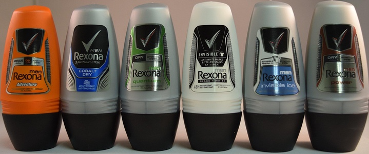 Rexona Body Roll on Deodorant for Men, Anti-Perspirant/Anit-Transpirant (3X50ml/1.7oz, Mix within the available kinds)