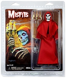 Misfits - The Fiend - 8 Clothed Figure (Red) by Other Manufacturer