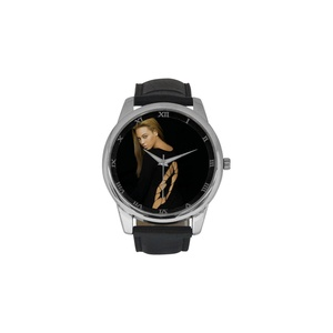 Beyonce DBLN318 Men Wrist Watches Leather Strap Large Dial Watch