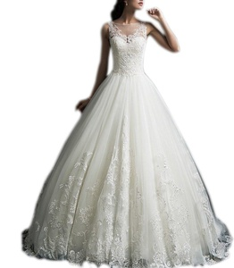 Aurora Bridal 2016 Vintage Lace Wedding Dress Long Bride Gown Ivory, 18W