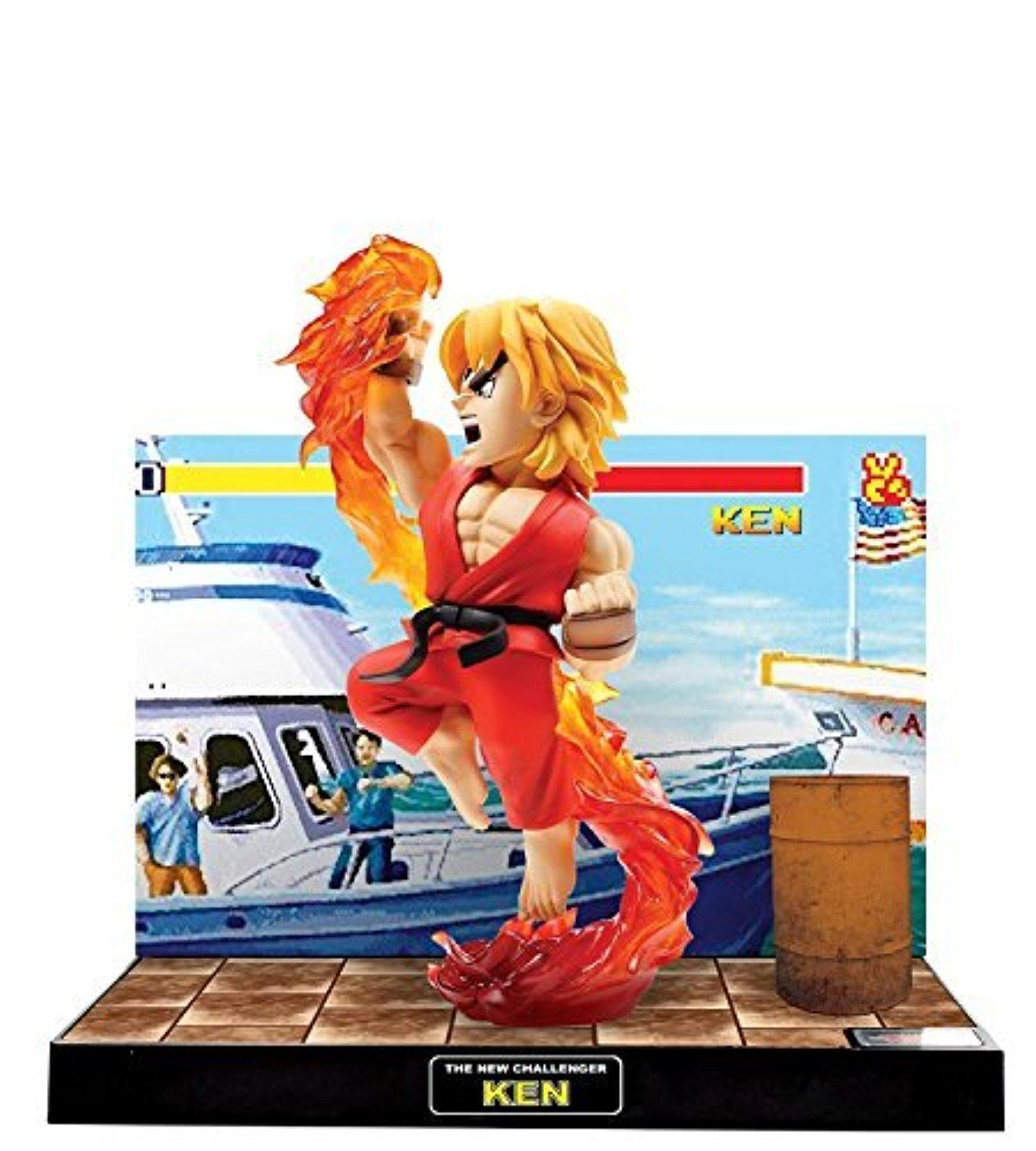 Street Fighter The New Challenger 02 - Ken by Big Boys Toys