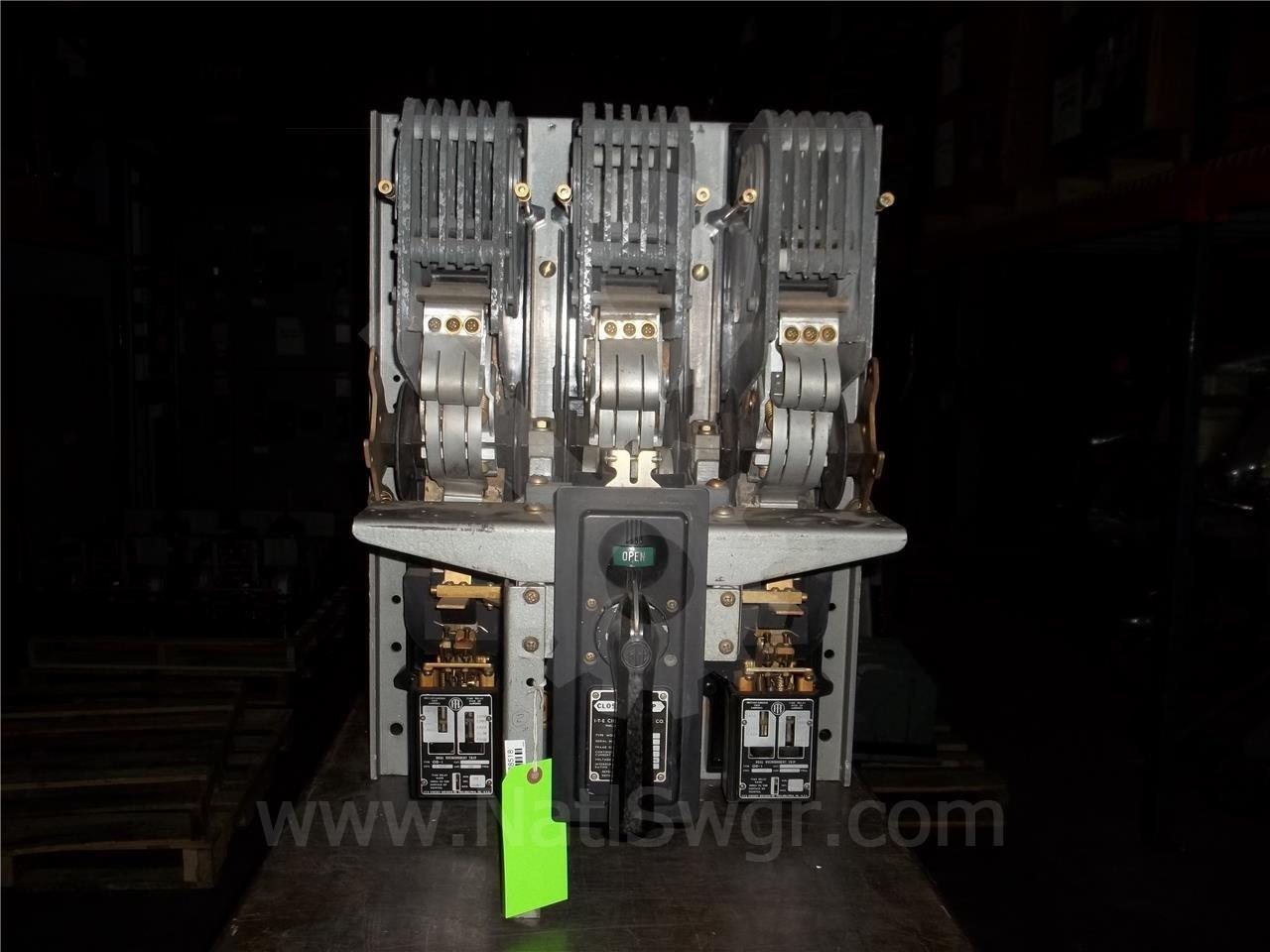 KCG-1600 - 1600A ITE KCG-1600 MO/BI