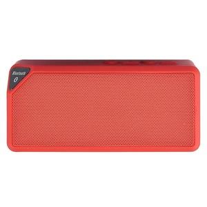 Jinwode Wireless Speakers New Portable Bluetooth MP3 Speakers Works Best With iPod, iPad, iPhone & Samsung Phones Top Rated Indoor and Outdoor Speaker Red