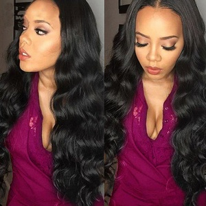 Belinda Hair Brazilian Body Wave Virgin Hair 3 Bundles Grade 7A Unprocessed Human Hair Weave Hair Extensions Natural Color 95-100g/pc (8 10 12inches)