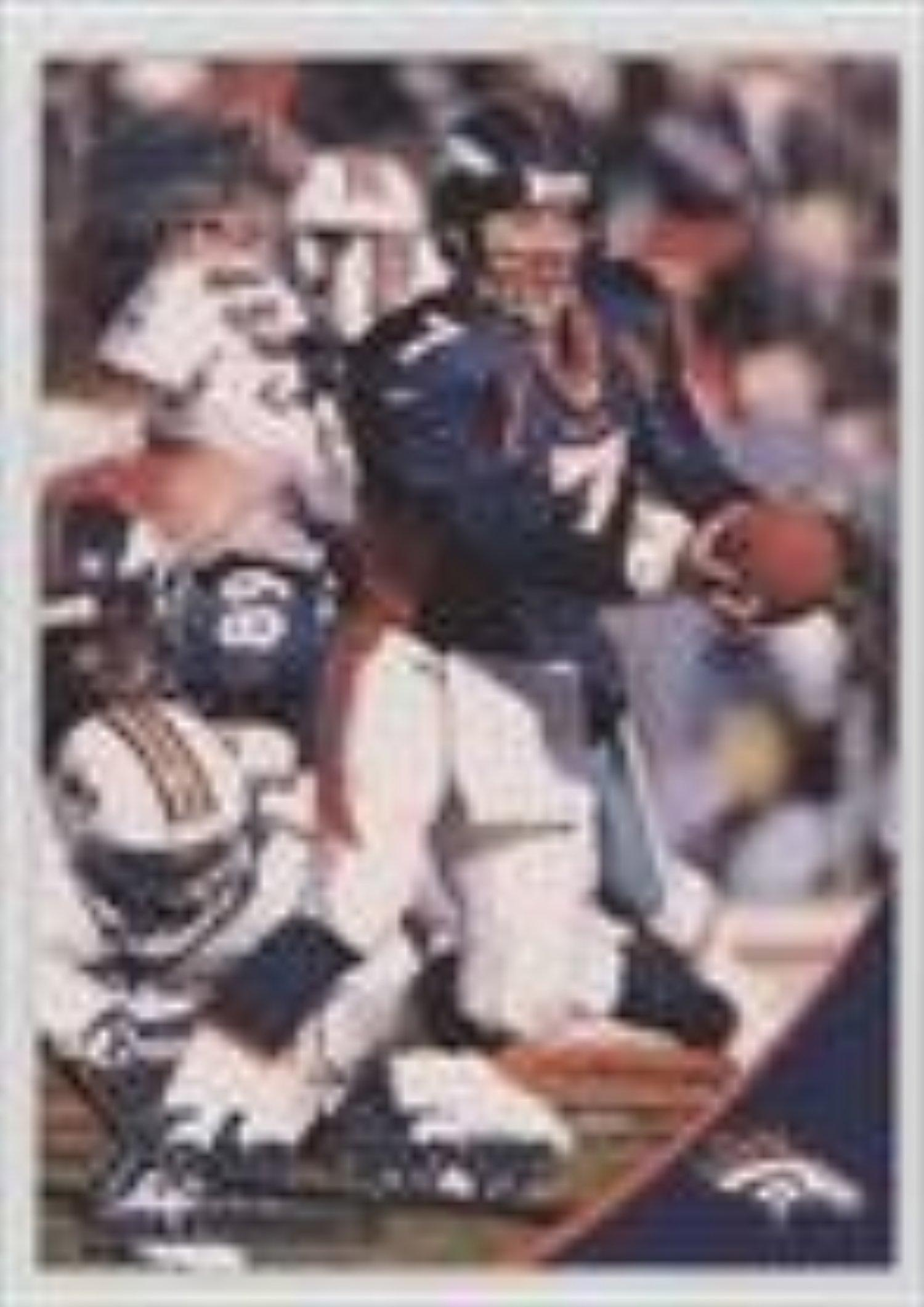 online store john elway football card 1999 pacific backyard