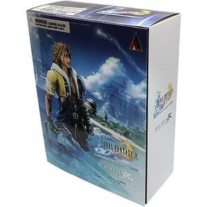 Final Fantasy FFX Play Arts Kai Tidus Action Figure by Final Fantasy