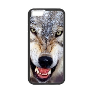 Case for iPhone 6S,Case Cover for iPhone 6,Case for iPhone 6(4.7 inch),Case Protector for iPhone 6/6S,iPhone Accessories Wolf Protective Back Case Cover Suit for iPhone 6 6S