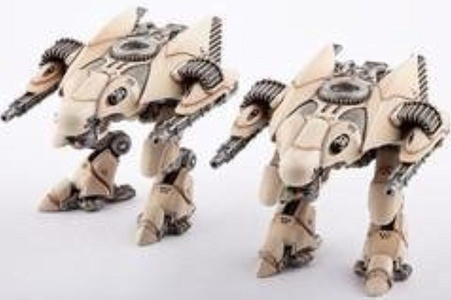 Dropzone Commander PHR Enyo Siege Walkers (2 Figures) by Dropzone Commander