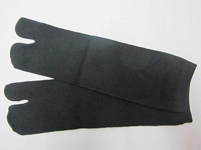 Tabi Socks Black- PAIR [Misc.] by Nws