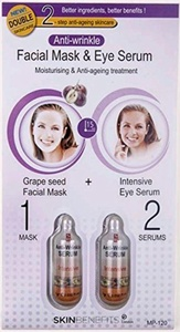 Skin Benifits Anti-Wrinkle Facial Mask & Eye Serium by Skin Benefits