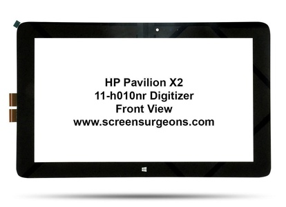 HP Pavilion X2 11-h010nr Replacement Digitizer