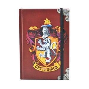 Harry Potter Gryffindor A6 Notebook
