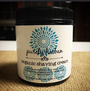 Organic Shaving Cream for Men