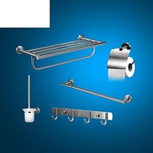 metal-bathroom suite/ stainless steel bathroom accessories/Racks/Towel/Towel Bar ware set-A