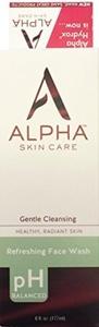 Alpha Skin Care Gentle Cleansing 6 fl. oz. by Alpha Skin Care