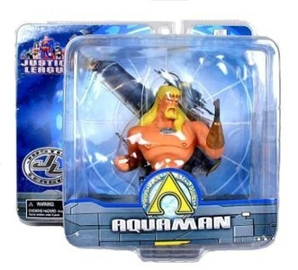 Justice League Aquaman Figure Paperweight by Monogram