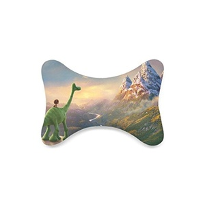 The good dinosaur Custom Car-Seat Neck Pillow Travel Pillow Neck Rest Cushion (Only One)