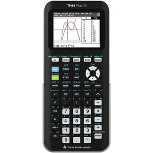 TI-84 Plus CE New Office Edition Scientific Graphing Calculator, Assorted Colors