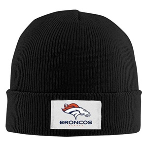 Colorado Denver Broncos Alternate Logo Beanie Cap Knitted