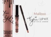 Kylie Jenner Metal Matte Maliboo Lipstick Matte - Mini Lip Gloss
