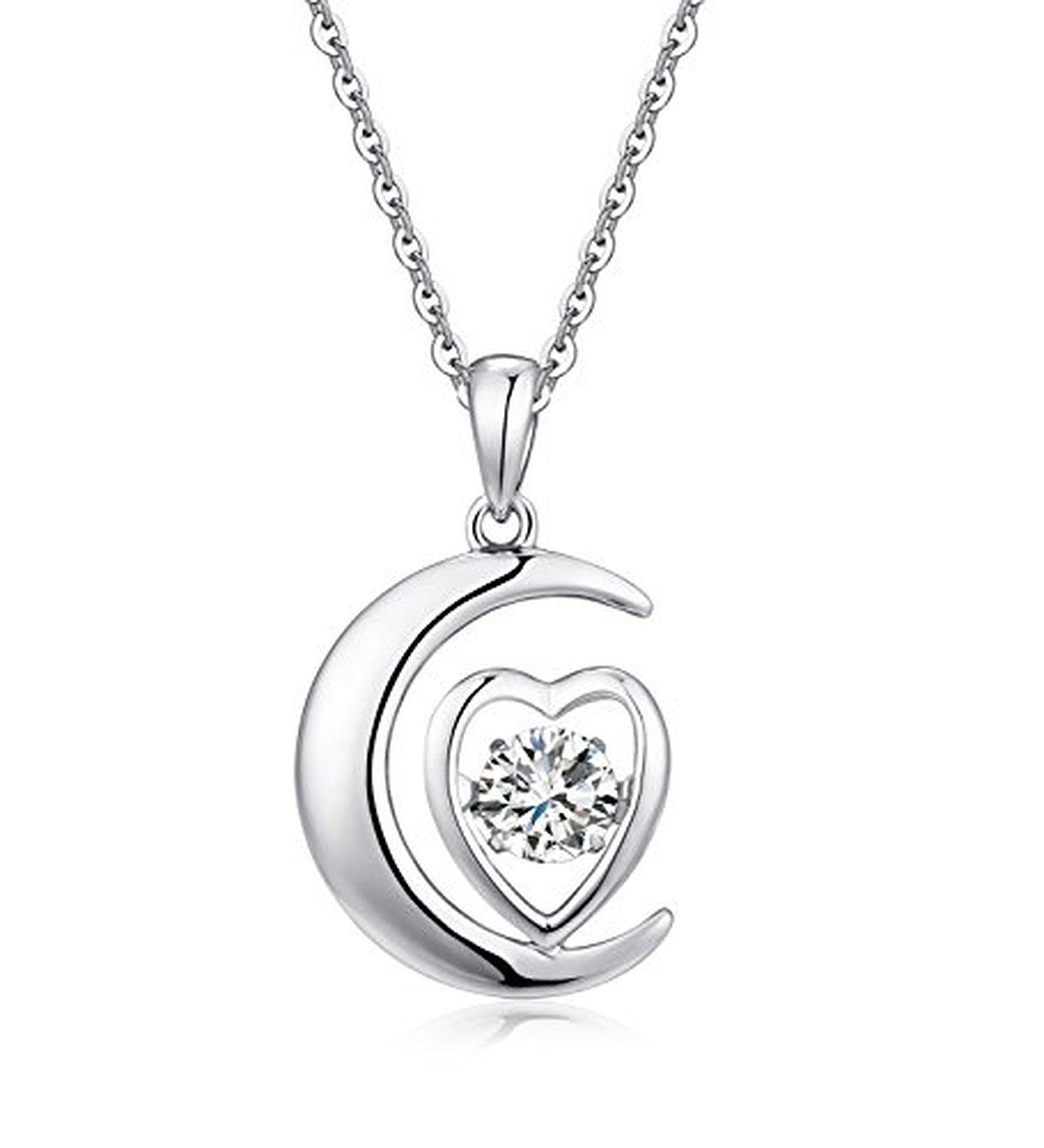 stone dancing and jewellers chain pendant claddagh
