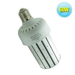 60W LED Security Light Replacement Corn Bulb E39 Mogul Base,6000K Daylight White Retrofit 320 Watt Metal Halide in Wall Pack,Canopy,Shoebox Light