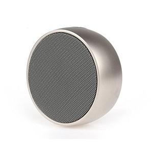 BS-01 Portable Mini Speaker Super Bass Hifi Stereo Wireless Bluetooth Speaker Subwoofer Loudspeakers Boombox-Gold