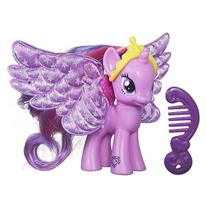 My Little Pony Explore Equestria Shimmer Flutters Princess Twilight Sparkle Figure by My Little Pony Friendship is Magic