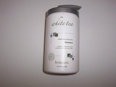 Scruples White Tea Restorative Shampoo - Liter 32oz by White Tea