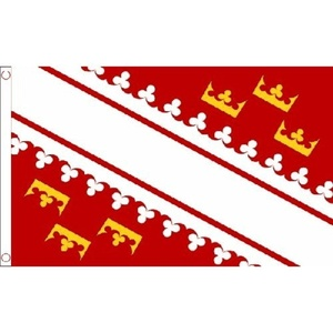Alsace Flag 5Ft X 3Ft France French Banner With 2 Metal Eyelets New by Alsace