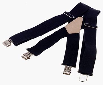 McGuire-Nicholas 112 2-Inch Blue Suspenders by McGuire-Nicholas