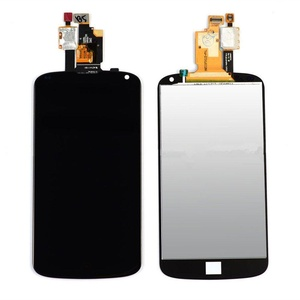 LG Google Nexus 4 E960 Touch Digitizer Glass Penal Lens With LCD Assembly