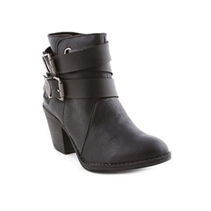 New Blowfish Malibu Sworn Black Old Range 11 Womens Shoes