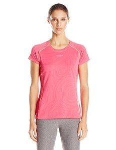 Desigual Sport Semil Women's Short-Sleeved T-Shirt rose Ts_semil Size:FR : L (Taille Fabricant : L) by Desigual