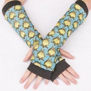 My Neighbor Arm Warmers Gloves