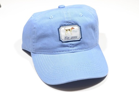 Southern Point Blue Hat with Patch