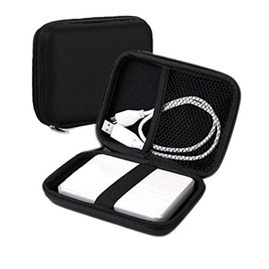 Lollipop EVA Hard Carrying Case Carry Zipper Leather Pouch for External 2.5